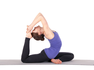 Yoga, Exercise Effectively Lower Cholesterol