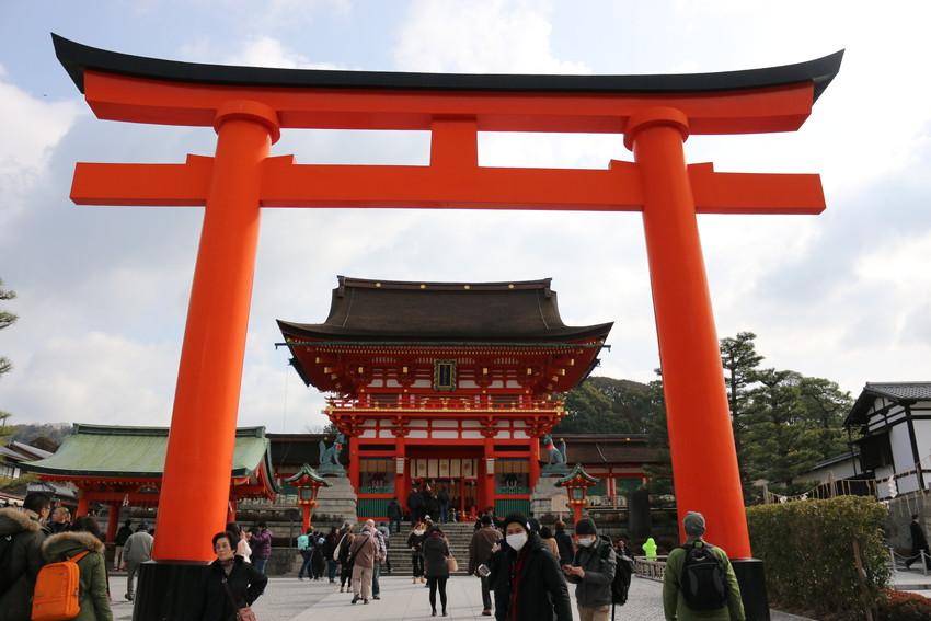 Dạo quanh 5 ngôi đền nổi tiếng nhất Kyoto