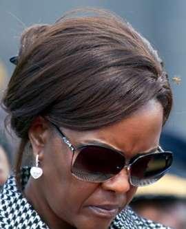 Grace Mugabe's son 'impregnates SA student, 22, asks her to abort'