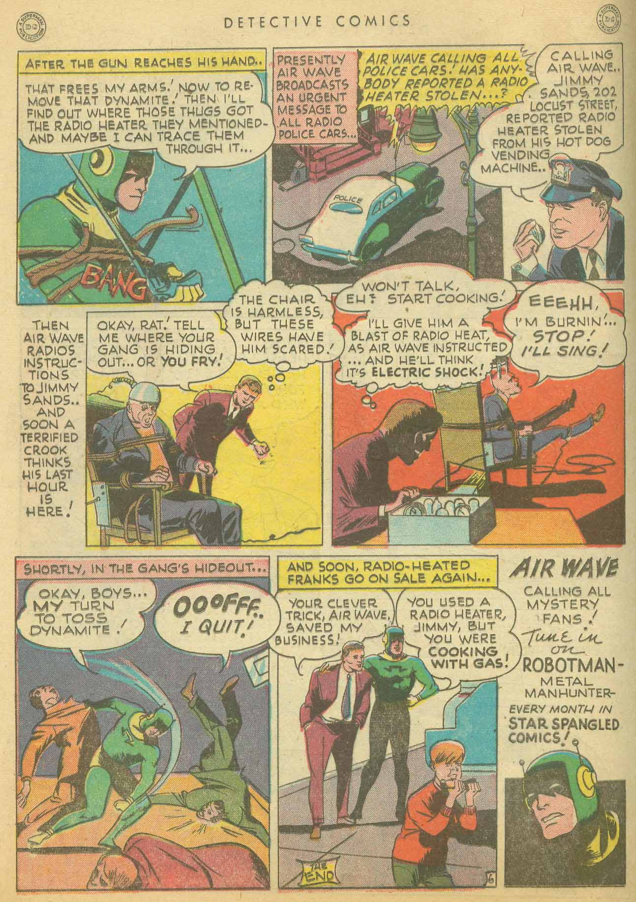 Detective Comics (1937) issue 127 - Page 30