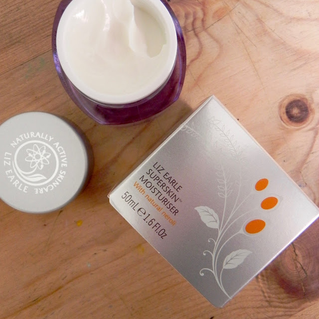 Superskin Moisturiser with Neroli