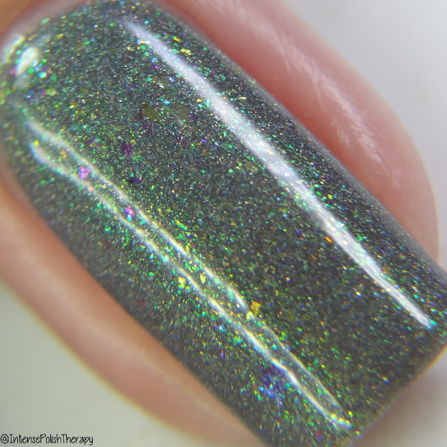Bee's Knees Lacquer - Jefferson Starship