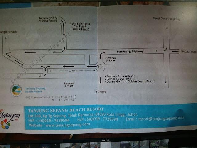 Tanjung Sepang Beach Resort
