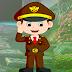 Games4King - Genial Cop Escape