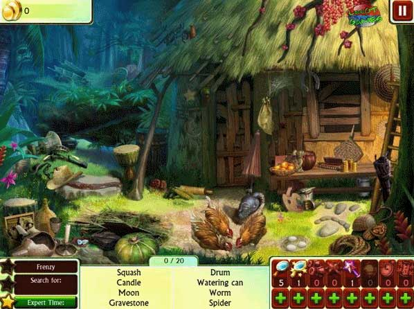 Download Hidden Object Games
