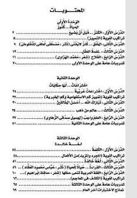 تحميل كتاب الانشطة فى اللغة العربية للصف الثانى الاعدادى الترم الثانى 2017