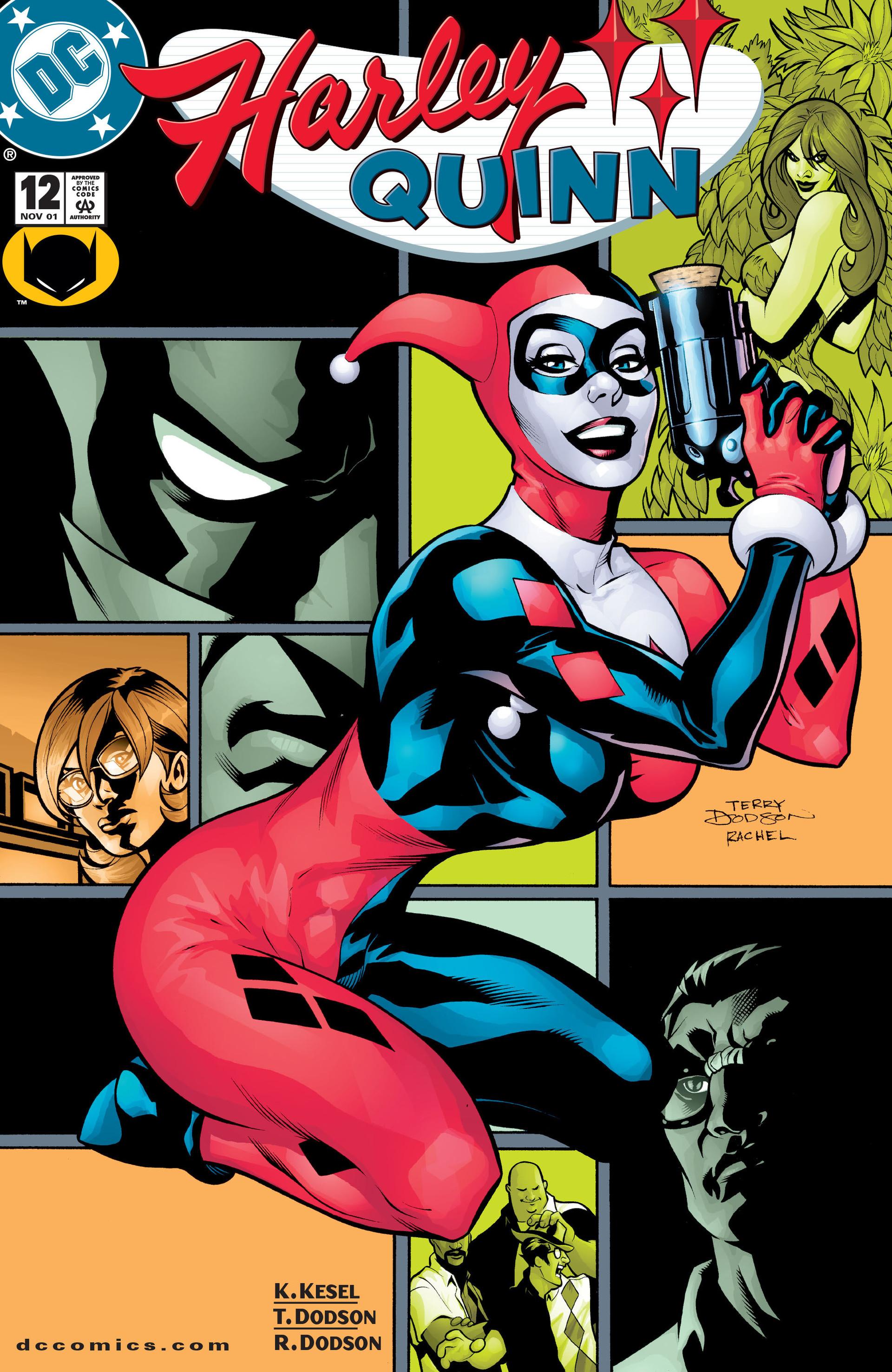 Harley Quinn (2000) Issue #12 #12 - English 1