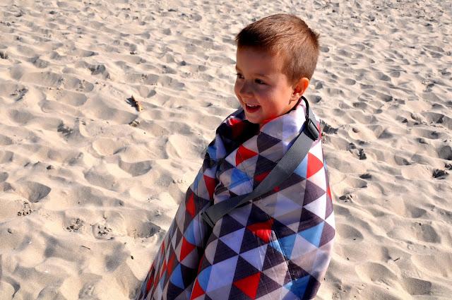 mata na plażę skip hop