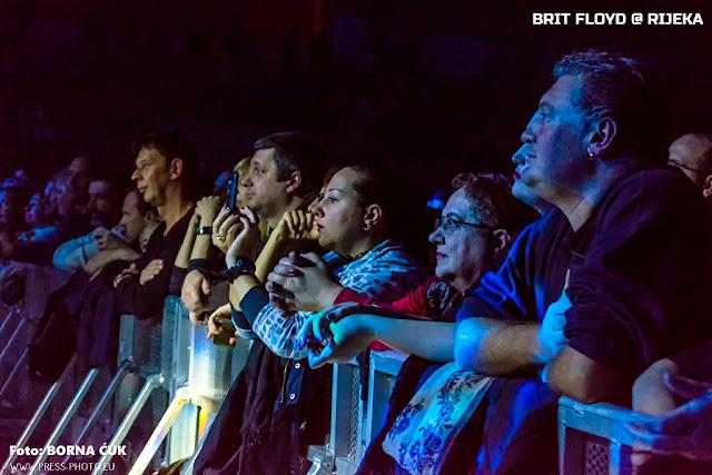Eclipse World Tour 2018 @ Brit Floyd održao koncert u Rijeci 21.11.2018