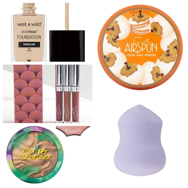 American Drugstore Beauty Wishlist