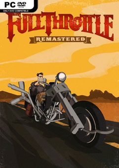Descargar Full Throttle Remasterizado del clásico de 1995 full para pc en español 1 link.