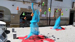 Festival da Água e do Tempo, Clepsidra 2018 (01 - Árvores do Paraíso, Câmara Municipal, Carreira de Baixo), Castelo de Vide, Portugal
