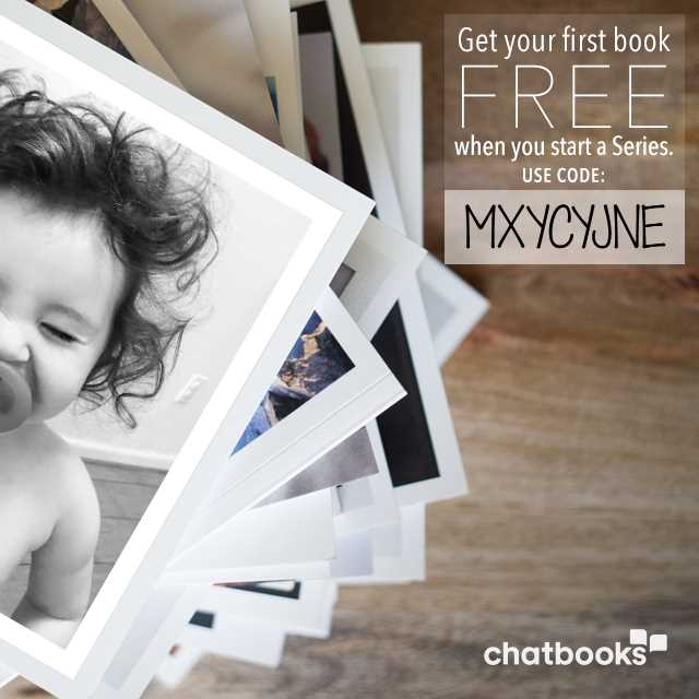 Preserve and enjoy your family pictures the easy way using Chatbooks! Get those memories out of your phone and into these cute little photo books.
