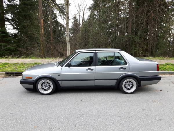 1990 VW Jetta MK2 8V For Sale - Buy Classic Volks