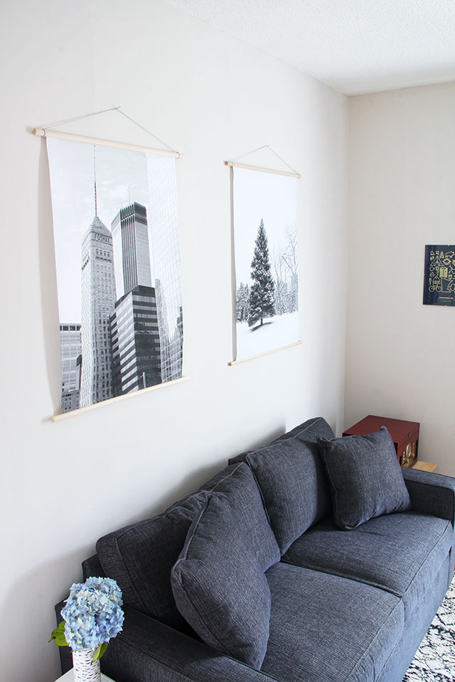 Engineering Prints are a great way to fill your walls with art