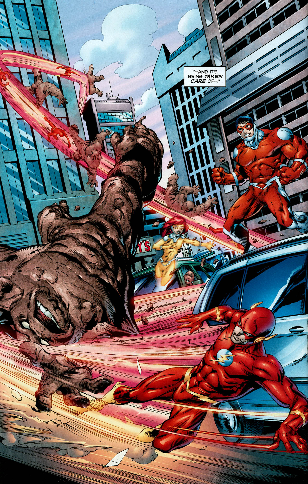 Read online Trinity (2008) comic -  Issue #1 - 12