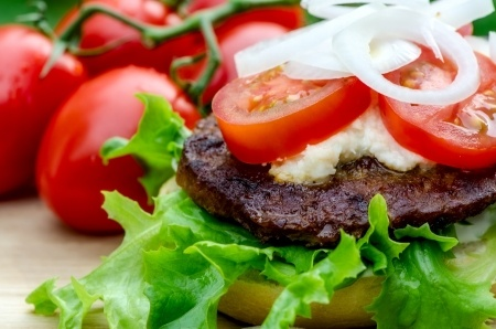Sund fastfood - Burger – Sund Slankekur - Nem Slankekur