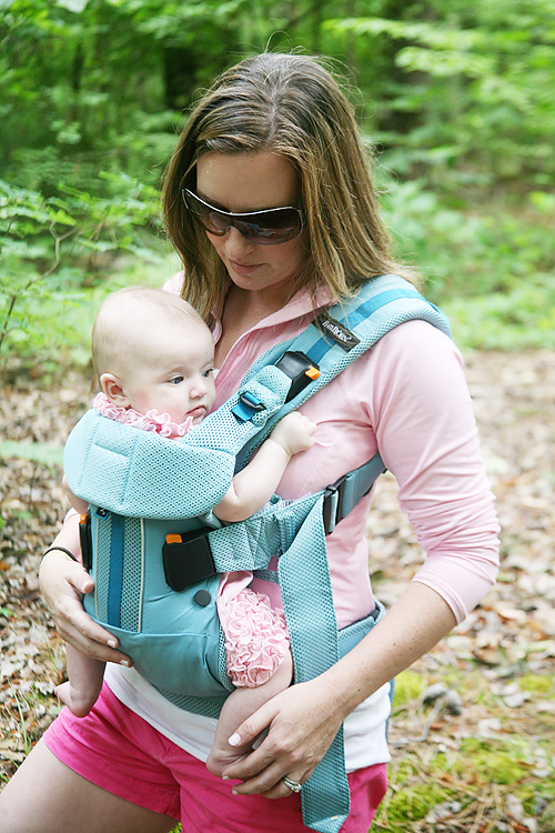 Baby wearing must! This is the best carrier for both indoors and outdoors!