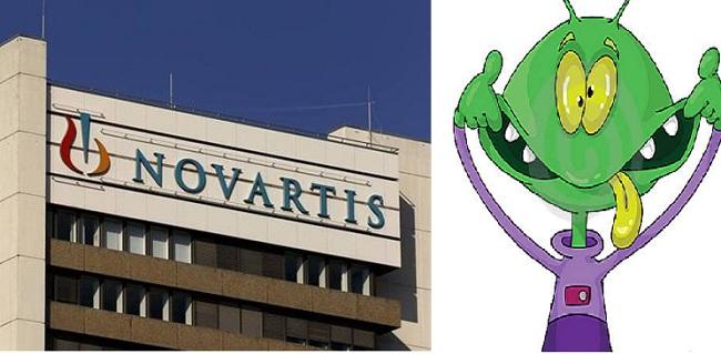 Θέατρο να κρατάς απασχολημένα τα κοπάδια: Novartis International AG: Το Who is Who του πολυεθνικού ομίλου??