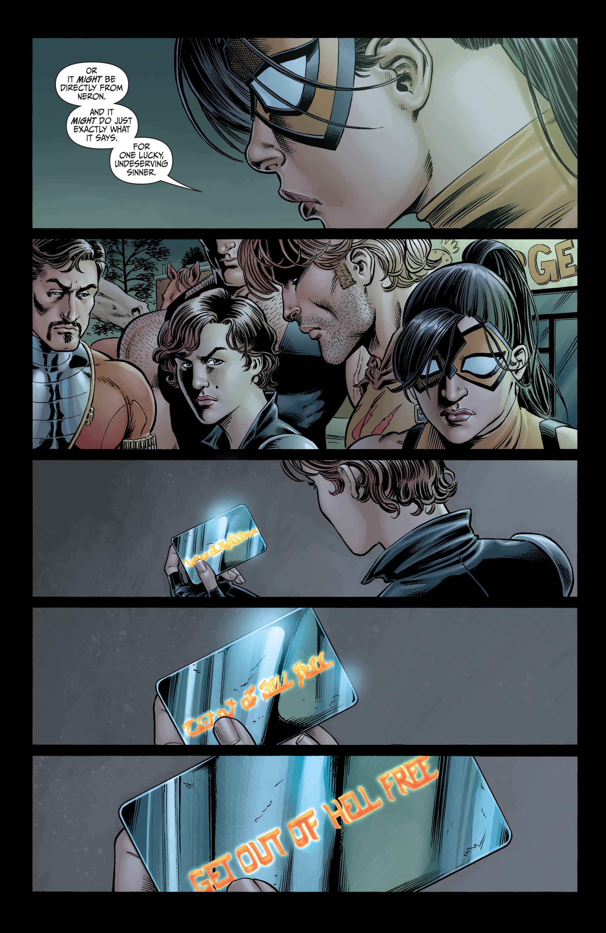 Read online Secret Six (2008) comic -  Issue #4 - 3