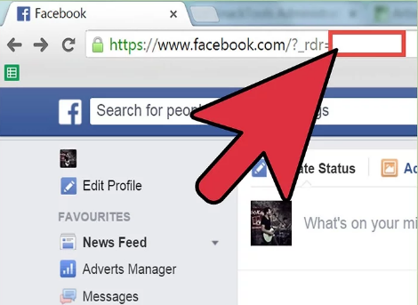 Who searched my Facebook account