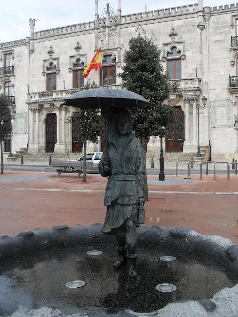 Figuras de Bronce Negro para ver en Burgos