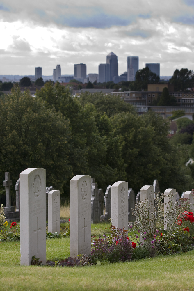 London Overview | British Cemetery and Cremation Records