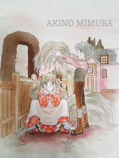 Falece a mangaká de shoujo e Josei Akino Mimura