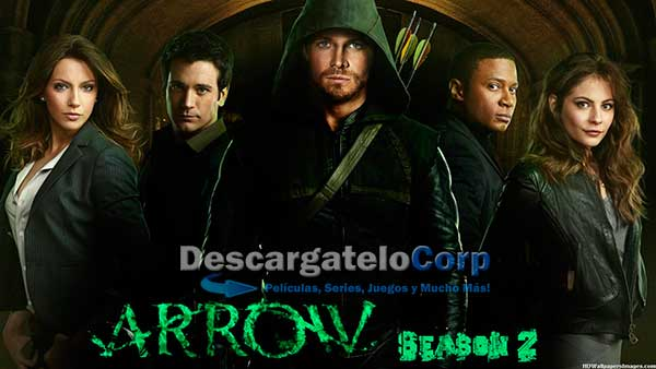 Arrow Temporada 2 HD Latino