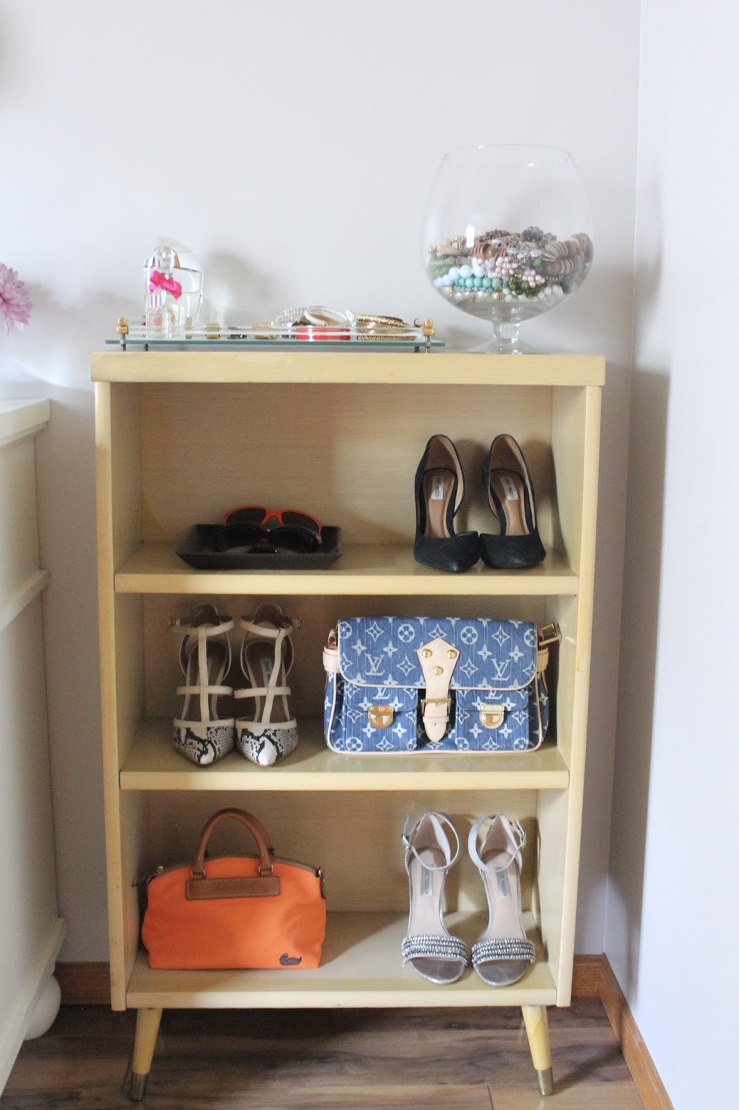 mini bookcase for shoes