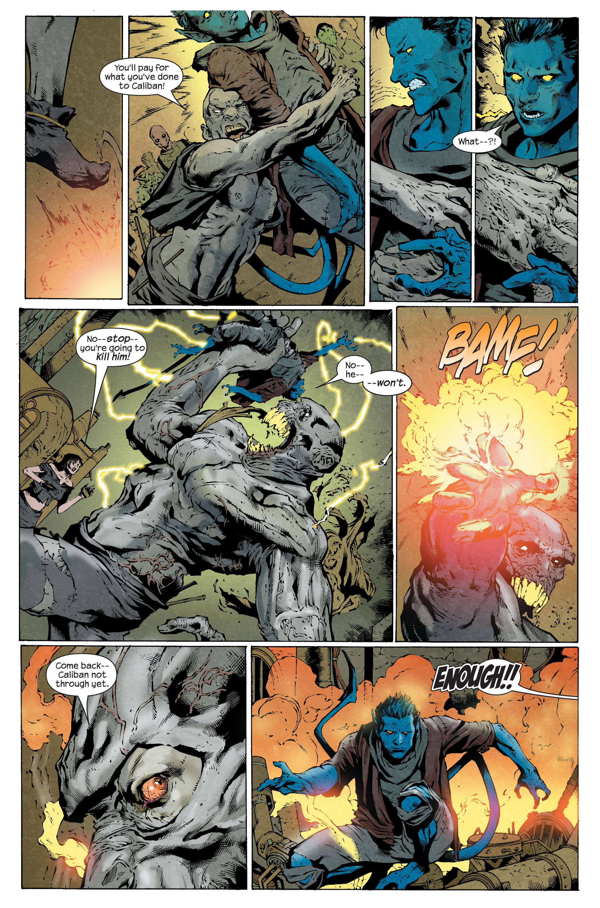 Read online Ultimate X-Men comic -  Issue #82 - 6