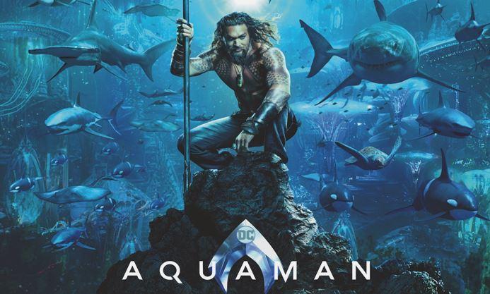 Top 5 Best Hollywood Movies 2018, aquaman