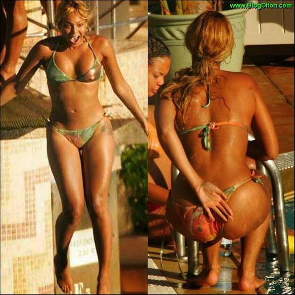 Beyonce Biquini