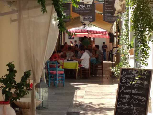 Μειωμένη η κατανάλωση, παρά την αυξημένη τουριστική κίνηση στο Ναύπλιο
