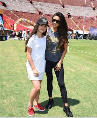 Shay Mitchell Wears Titika Active Couture