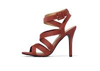 Strappy Ingrid heels