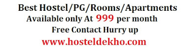 Post Free Ads, Find Best Hostel/PG/ROOM in your City