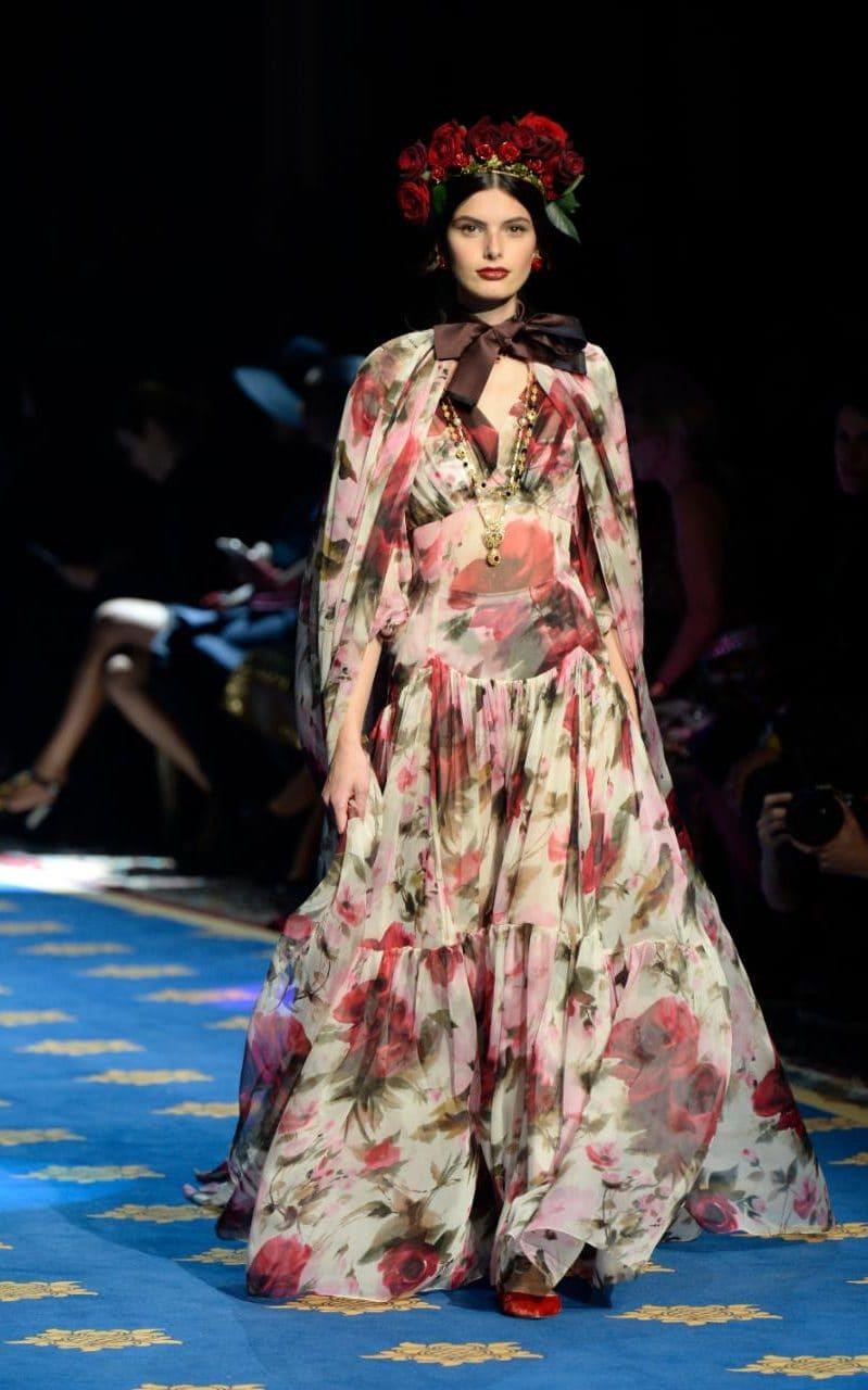 Satchel dolce gabbana alta moda couture a w 2017 for Alta couture