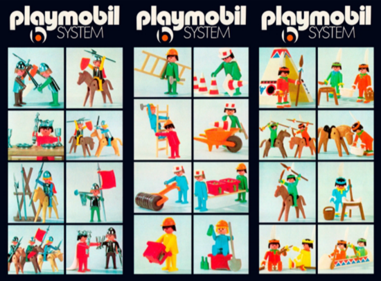 Playmobil catalog 1974 - 3