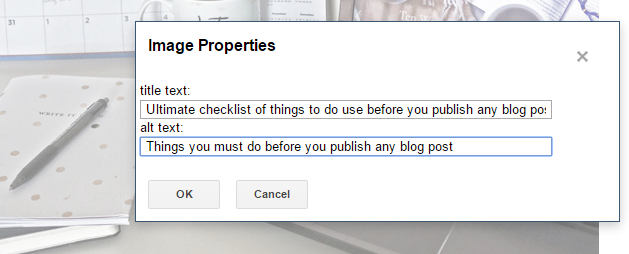 how to use alt-tags in your blog post