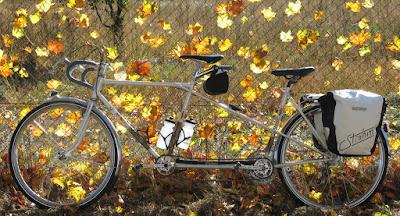 Autumn - Peugeot Tandem