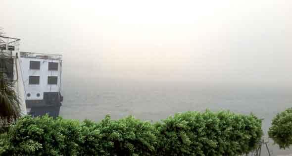 الحكومة تعلن حالة الطوارئ لاستقبال العاصفة المتوقعة