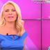 Ανανεωμένη και προβληματισμένη για το μέλλον των καναλιών στην πρεμιέρα της η Μενεγάκη (video)