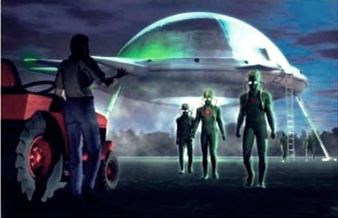 caso villas boas, alienígenas, ovnis,