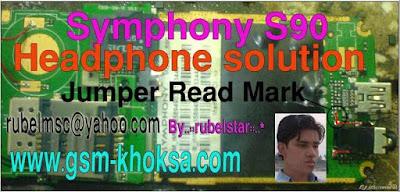 Symphony S90 Headphone Solution