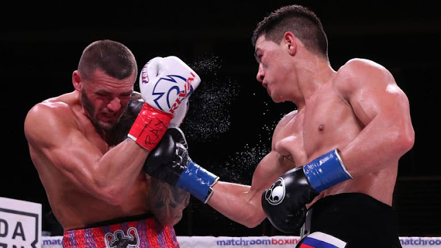 Dmitry Bivol Defeated Joe Smith Jr By Unanimous Decision
