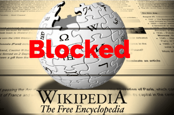 Wikipedia Blocked In Turkey