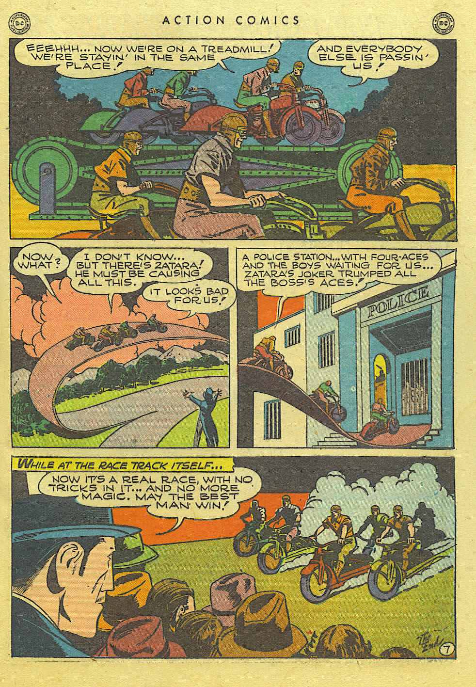 Read online Action Comics (1938) comic -  Issue #89 - 49