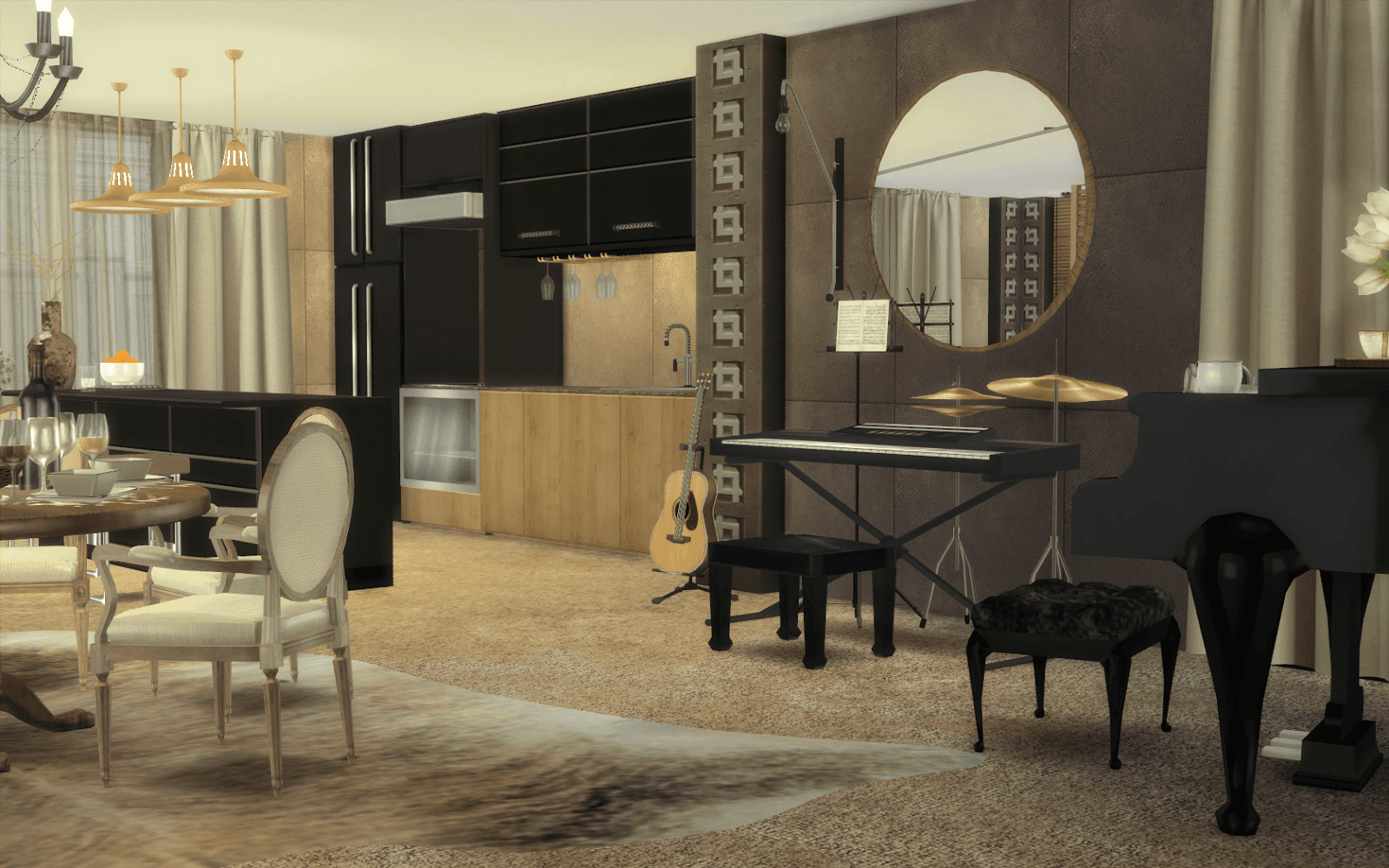 Residence Golden by Rabiere IMMO Sims 8-min