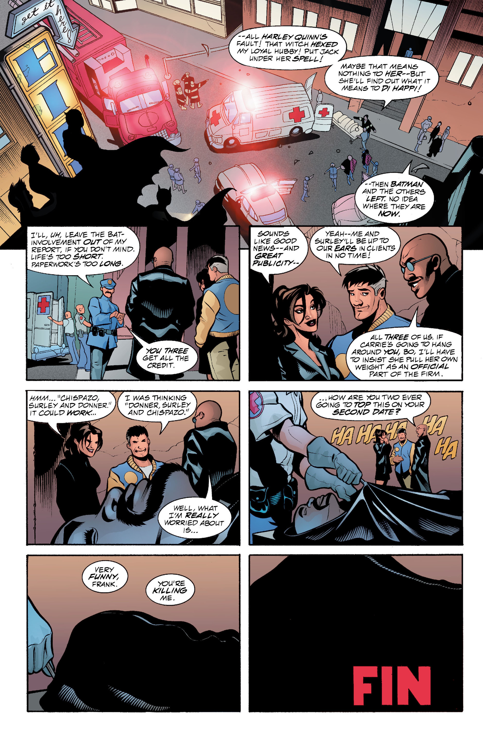 Harley Quinn (2000) Issue #12 #12 - English 31